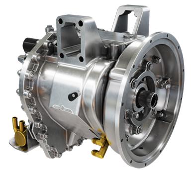 Component makers like Eaton are working toward electriification; this 4-speed transmission is designed for use in electric vehicles. - Photo: Eaton