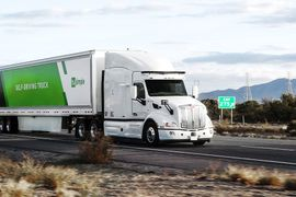 TuSimple's New Autonomous Freight Network Lays Groundwork for Self-Driving Trucks