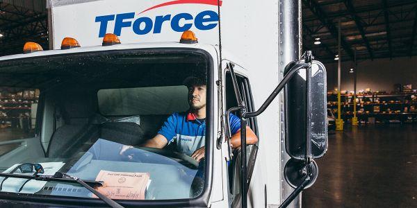 TForce Logistics Combines NA Businesses Into Single Entity