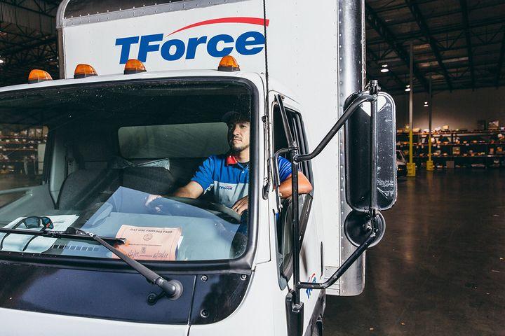 - Photo: TForce Logistics