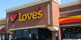 Love's Now Requiring Face Coverings