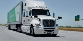 Navistar, TuSimple Partner to Bring Self-driving Trucks to Market by 2024