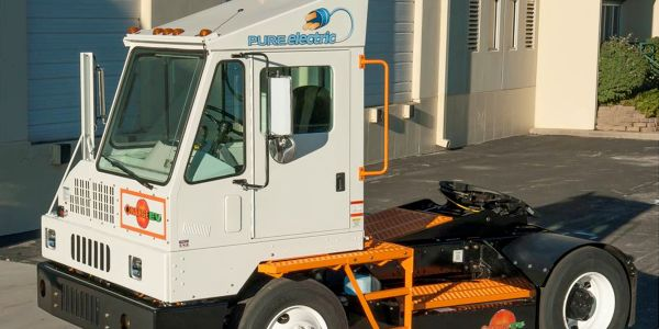 McLane Deploys Electric Terminal Trucks to Reduce Emissions