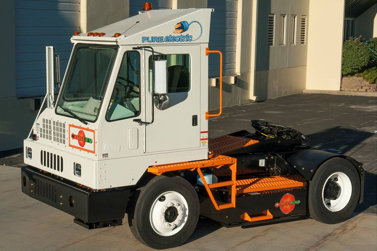 McLane Deploys Electric Terminal Trucks to Reduce Emissions