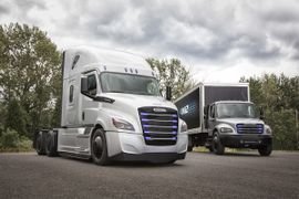 Penske, EnerSys Deploy More Battery Electric Trucks