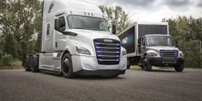 Penske, EnerSys Deploy More Battery Electric Trucks