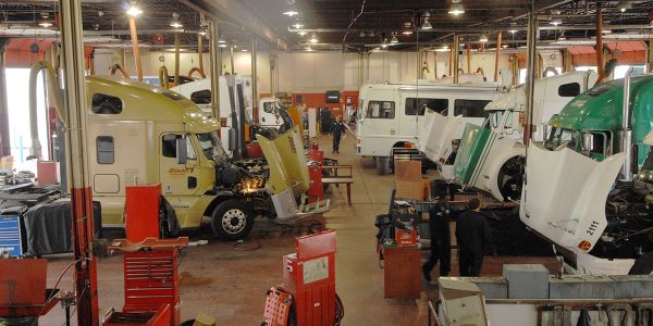 Webinar on Automated Trucking, Collision Repair Industry Survey