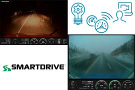SmartDrive's New SmartSense Features Reduce Speeding, Parking Concerns