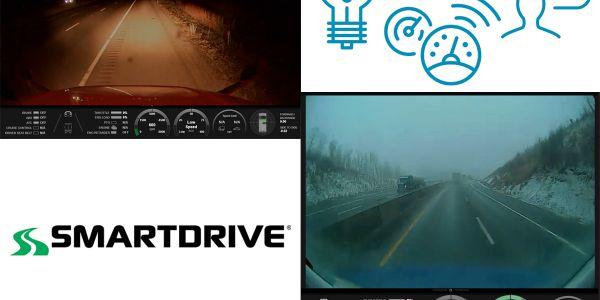 SmartDrive's New SmartSense Features Reduce Speeding, Parking Concerns