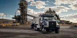 Volvo Trucks' newly designed VHD Series is ideal for applications such as dump, mixer, roll-off, logging, snow plow, crane and many other specialty vocations.