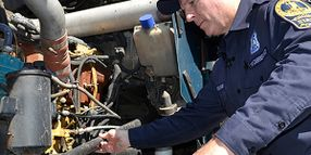 CVSA's Roadcheck Moved to Early September