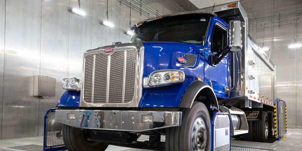 Allison's new Vehicle Enviromental Test Center features two chassis dyne-equipped environmental...
