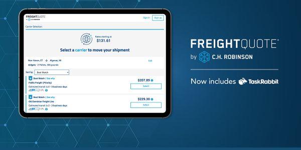 C.H. Robinson Enhances Self-Shipping Tool