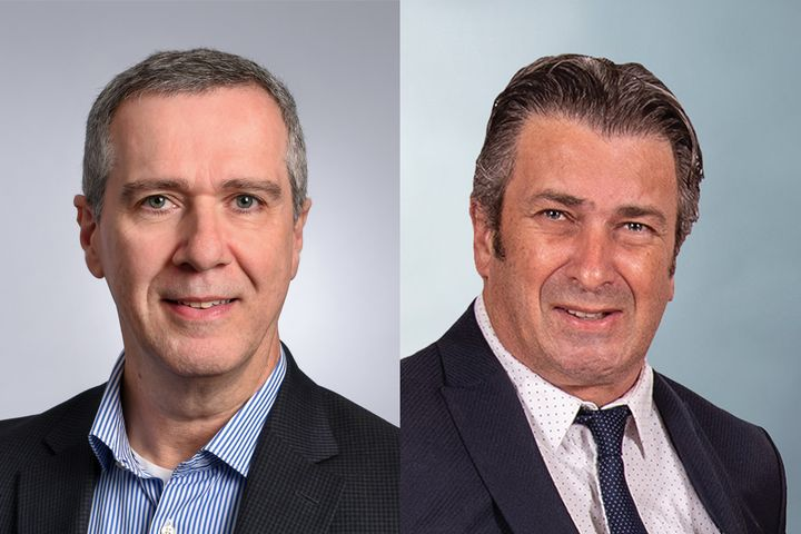 Renato Sarzano has been promoted to head of Truck Tires the Americas, while Shaun Uys will now lead the Key Account Management organization for Truck Tires in the U.S. market. - Photos: Continental