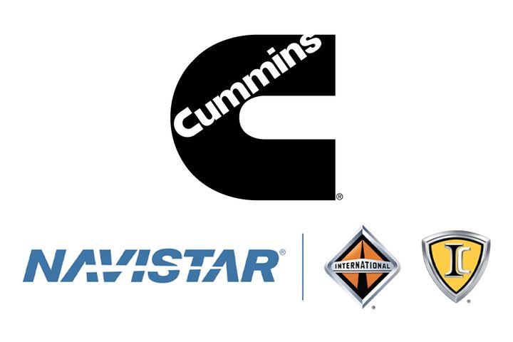 - Images: Cummins/Navistar