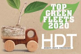 HDT's Top Green Fleets 2020 Nominations Open