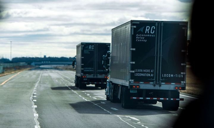 Locomation plans to provide two-truck convoys with safety staff and will work in tandem with the Wilson Logistics operations team to execute the most efficient freight movements possible.