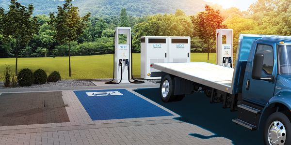 Navistar, In-Charge Partner to Help Fleets Electrify
