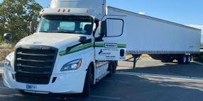 Black Horse Carriers, Penske Deploying Electric Trucks