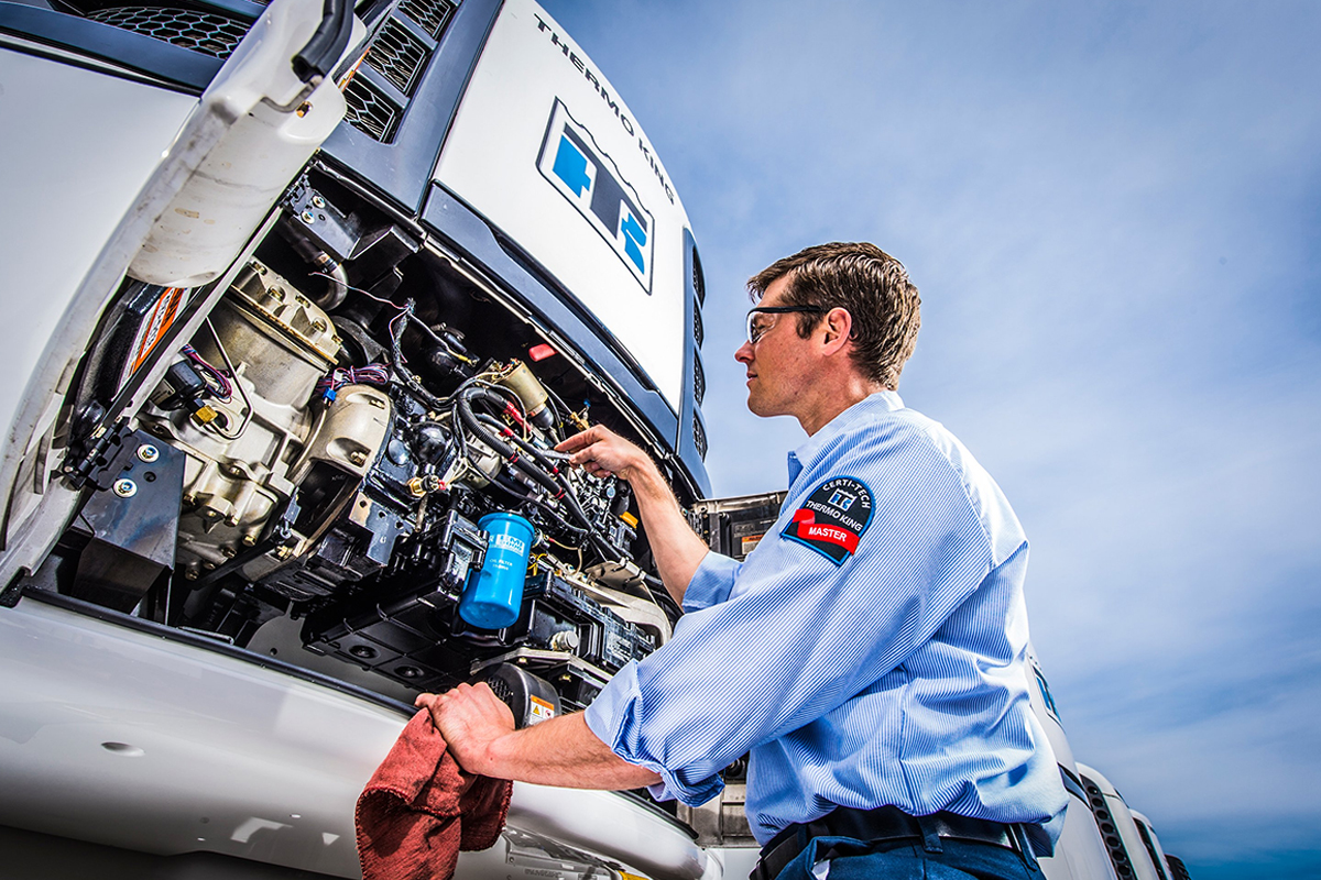 Thermo King Launches Elite Service Delivery Model
