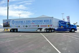 $27 Million for Zero-Emission Trucks in California