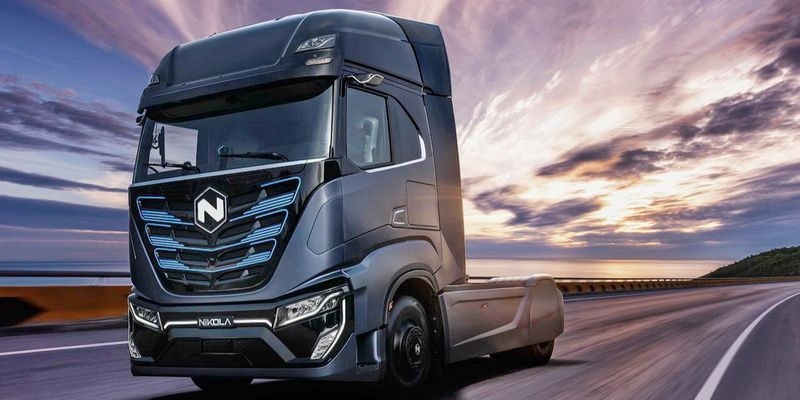 Nikola says the first truck to come off the assembly line at Coolidge, Arizina will be a...