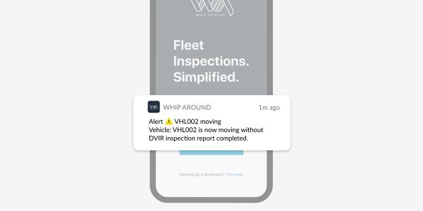 Whip Around Now Available on the Geotab Marketplace
