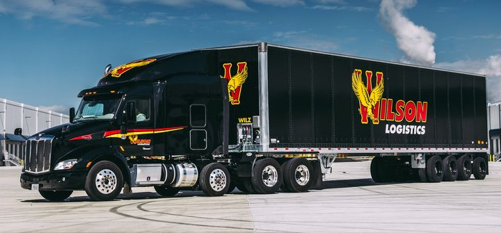 Springfield, MO-based Wilson Logistics is family owned and operates more than 1,000 trucks in the Midwest and Pacific Northwest. It's asset-based third-party logistics provider offering with a range of transportation services.