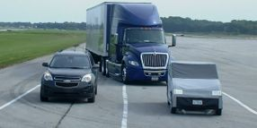 Bendix Highlights Driver Assistance Technologies in Live Demo