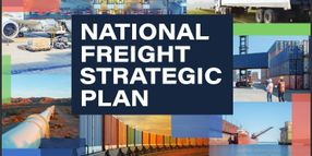 Long-Overdue National Freight Strategic Plan Addresses Topics from Drones to Data
