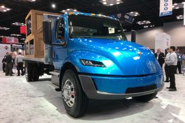 Navistar: Electric Truck Will be First Off the Line of New Facility