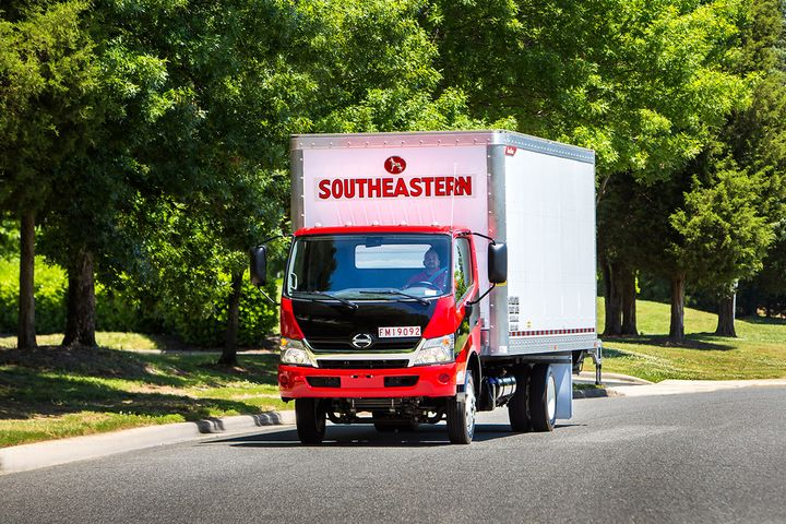 - Photo: Southeastern Freight Lines