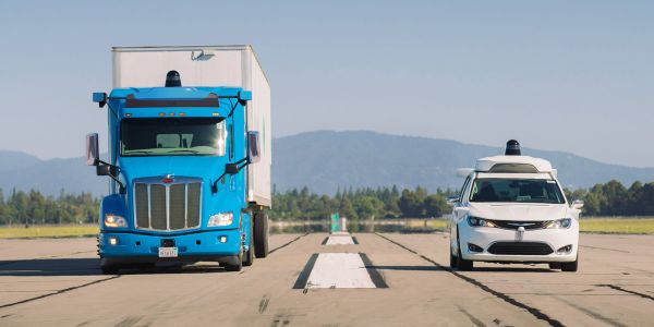 Vijaysai (Vijay) Patnaik, the Product Lead for Waymo's self-driving trucks program, tells HDT...