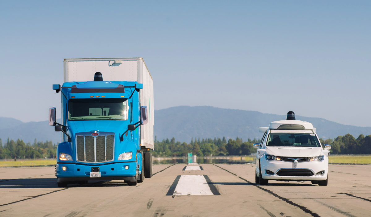 Digging into Autonomous Truck Tech on HDT Talks Trucking Podcast