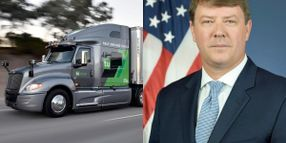 Former FMCSA Acting Administrator Joins TuSimple