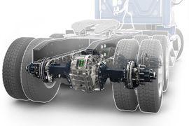 艾利森变速箱推出电动卡车车轴