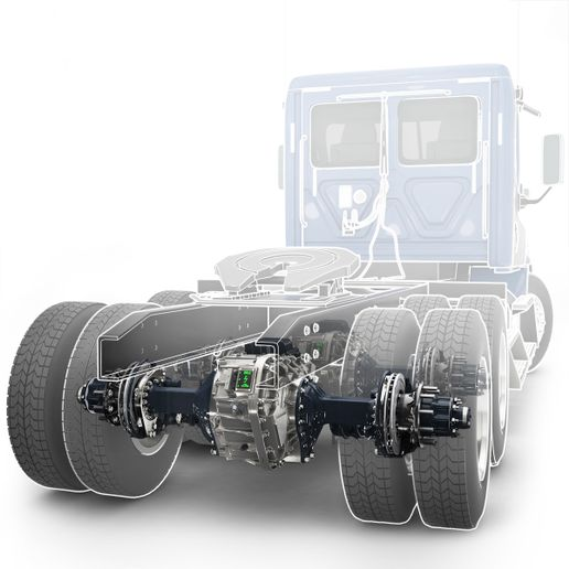 Allison Transmission has launched eGen Power electric axles. - Photo: Allison Transmission
