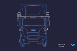 Daimler Trucks, Waymo Team up to Tackle Autonomous Trucking