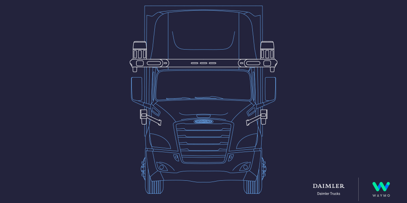Daimler says automated trucks have huge potential, not only for trucking companies, but for...
