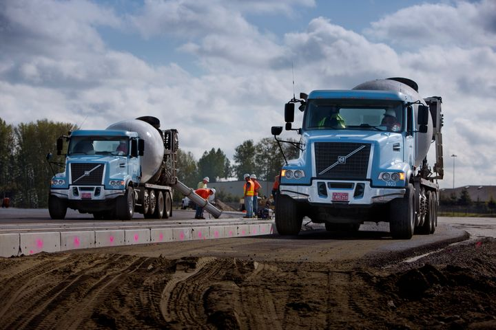 The FAST Act extension includes an additional $13.6 billion added to the Highway Trust Fund. - Photo: Volvo Trucks North America