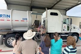 Texas DPS Opens State-of-the-Art Inspection Facility