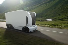 Einride Says First Self-Driving 'Pods' Available for Pre-Order