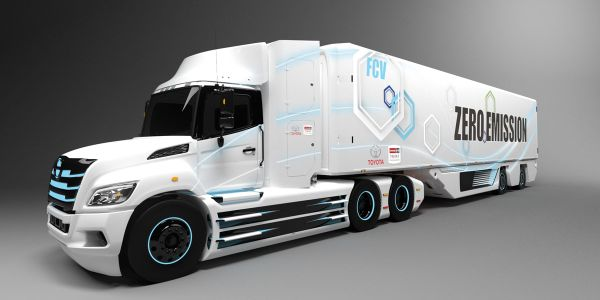 Hino and Toyota will leverage the Hino XL Series chassis with Toyota's proven fuel cell technology.