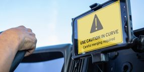 Drivewyze Safety+ Offers Proactive, Customizable Driver Safety Alerts