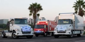 Traton, Hino Team up for Electric-Vehicle Development