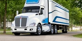 Kenworth Class 8 Battery-Electric T680E Available for Order