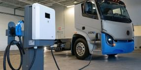Lion Electric Offering EV Charging Equipment, Expertise