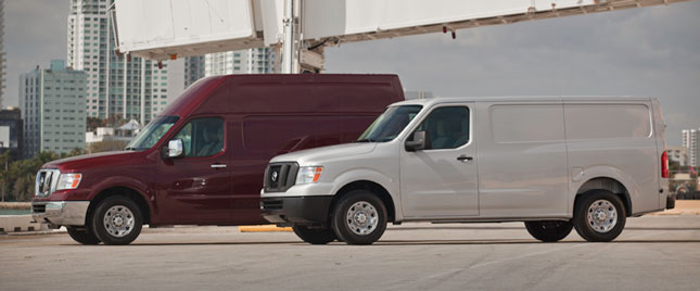 Nissan Dropping Commercial Vans