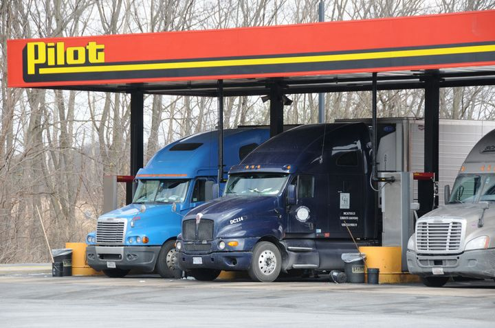 A 2013 FBI raid on Pilot Flying J was the beginning of a years-long saga of alleged fraud played out in court. - Photo: Jim Park (2013)