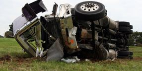 NHTSA Reports Slight Increase in Large-Truck Occupant Fatalities